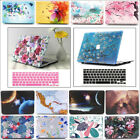 "For Macbook AIR Pro 11"" 12"" 13""15"" Matte Hard Protector Case Free Keyboard Cover"