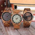 BOBO BIRD Wood Watch Men relogio masculino Special Design Timepieces Quartz Watc image