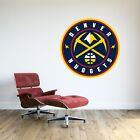 Denver Nuggets Logo Wall Decal NBA Basketball Decor Sport Mural Vinyl Sticker on eBay
