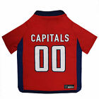 Pets First Washington Capitals Dog Jersey $23.09 USD on eBay