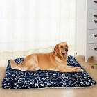 Pet Washable Home Blanket Large Dog Bed Cushion Mattress Kennel Soft Cra PES