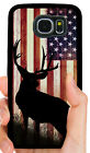 AMERICAN FLAG CAMO PHONE CASE COVER FOR SAMSUNG NOTE & GALAXY S5 S6 S7 S8 S9 S10