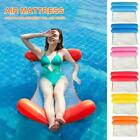 Summer Swimming Inflatable Floating Float Water Hammock Pool Lounge Bed Chair $7.99 USD on eBay