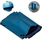 Mailing Bags Blue Metallic Postal Poly Parcel Postage Plastic Shipping RoyalMail