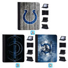 Indianapolis Colts Leather Flip Case For iPad 1 2 3 4 Mini Air Pro 9.7 10.5 $20.99 USD on eBay