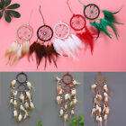 Handmade Dream Catcher Vintage Feathers Wall Home Hanging Decor Craft Ornament