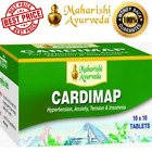MAHARISHI AYURVEDA CARDIMAP FOR HYPERTENSION, BLOOD PRESSURE PURE HERBAL TABLETS