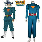 Dragon Ball Super: Heroes Grand God Officer Sun Wukong Kakarote Cosplay costume
