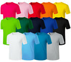 Mens Stylish Daily 14 Colors Cotton Round Crewneck Casual T-Shirts T701 XS-2XL