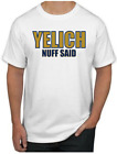 Christian Yelich T-Shirt - YELICH NUFF SAID Milwaukee Brewers MLB Jersey #22 on Ebay