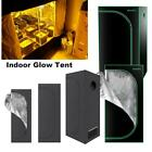 600D Oxford Horticulture Reflective Hydroponic Indoor Plant Growing Tent Room