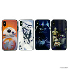 Star Wars Hard Tempered Strong Glass Case/Cover For Apple iPhone X/10 / Glossy $26.59 CAD on eBay
