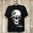 BMW 5 Series Skull/E34/E39/E60/E61/F10/F11/F07/F18/G30 Men's US Shirt Hot Gift for sale  USA