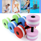 Water Weight Workout Aerobics Dumbbell Aquatic Barbell Swimming Pool Vogue image