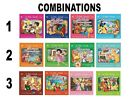 Little Songs and Fairy Tale Offer: 4 CD DVD choose between 3 Combinations