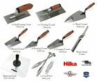 Hilka Finishing/Brick/Bucket/Pointing Trowel, Hawk, Plasterer/Bricklayer Tools