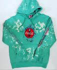 Staple Pigeon x Coca Cola Always Hoodie 1902H5314 Teal Brand New WithTags $70.0  on eBay