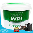 JD Nutraceuticals Whey Protein Isolate Powder 3kg BCAA Gluten Free Lean Muscle