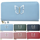 Women's Artificial Leather Wallet Purse Case Card Phone Holder Hand Bags Fashion image