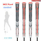 3/5/13x Golf Pride Multi Compound MCC Plus 4 ALIGN Standard Grips Grey-Black-Red