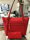 Kate Spade Cameron Pocket Tote or Wallet or Both you Pick Crosshatched Leather  image