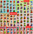 Kyпить LOOSE UNDER 3 McDonald's FISHER PRICE U-3 Toddler FPLP 70+ Diff YOUR Toy CHOICE на еВаy.соm