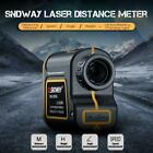 SNDWAY 1090Yards Outdoor Golf Rangefinder with 7X Magnification USB Charging US