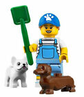 *IN HAND* Lego 71025 Series 19 Minifigures Dog Sitter Fox Girl Costume Bear