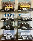 The BEATLES  ~  Album Cover Die-Cast Collectible Bus  ~  Your Choice
