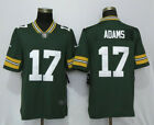 Men's Green Bay Packers #17 Davante Adams Green Team Game sttichted Jersey $54.99 USD on eBay