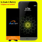 AceSoft 5420mAh Battery + Charger USB 3.1 Cable for Verizon LG G5 VS987 BL-42D1F