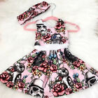 Newborn Toddler Baby Girl Star Wars Party Pageant Tutu Dress Sundress Outfit Set $7.59 USD on eBay