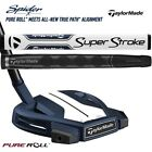 New TaylorMade Spider X Navy/White Putter Slant Neck  - Custom Length Lie & Grip