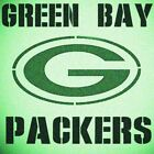 Green Bay Packers Stencil Mylar Mancave Sport Football Stencils $11.7 USD on eBay