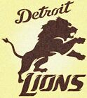 Detroit Lions Logo Stencil Mancave Sports Football Stencils $10.33 USD on eBay