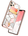 iPhone 11 Pro Max Case i-Blason Cosmo Wallet Case Credit Card Holder Cover 6.5