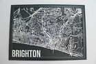 Brighton+Laser+Cut+Street+Maps+Wooden+Map