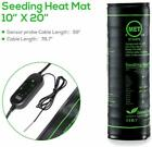 Seedfactor Seedling Heat Mat Seed Germination Pad Mat with Thermostat Controller