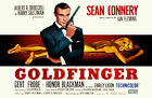 James Bond 007 Goldfinger Movie Art Silk Poster 12x18 24x36 $11.68 USD on eBay