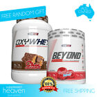 EHP LABS OXYWHEY + BEYOND BCAA LEAN PROTEIN AMINO ACIDS RECOVERY