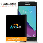 4500mAh Replacement Battery for Samsung Galaxy J3 Emerge /J3 Prime SM-J327 Phone