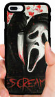 HALLOWEEN WITCH BATS SCARY PHONE CASE COVER FOR IPHONE X 8 7 6S 6 PLUS 5S 5C 4