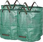 GardenMate pack of 4 large 272L garden waste bags (H76 cm, D67 cm)