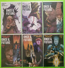 Once and Future #1 #2 #3 #4 #5 Multiple Printings NM or Better Boom! 2019 image