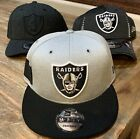 New Era Oakland Raiders Football Hat Cap 9FIFTY, 9FORTY, 49FORTY $21.99 USD on eBay