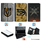 Vegas Golden Knights Leather Women Wallet Purse Card ID Coin Holder $14.99 USD on eBay