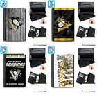 Pittsburgh Penguins Leather Women Wallet Purse Card ID Coin Holder $14.99 USD on eBay