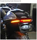 NRC NEW RAGE CYCLES Fits Triumph Street Cup Fender Eliminator Kit $275.0 USD on eBay