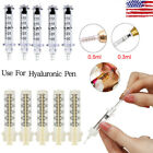 0.5ml / 0.3ML Ampoule Head For Hyaluron Injection Pen Removal Wrinkle Anti-Aging image