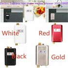 3000/3800W Stainless Steel Instant Electric Water Heater Shower Hot Water System